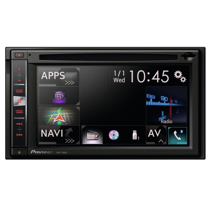 Bluetooth Pioneer AVIC-F960BT