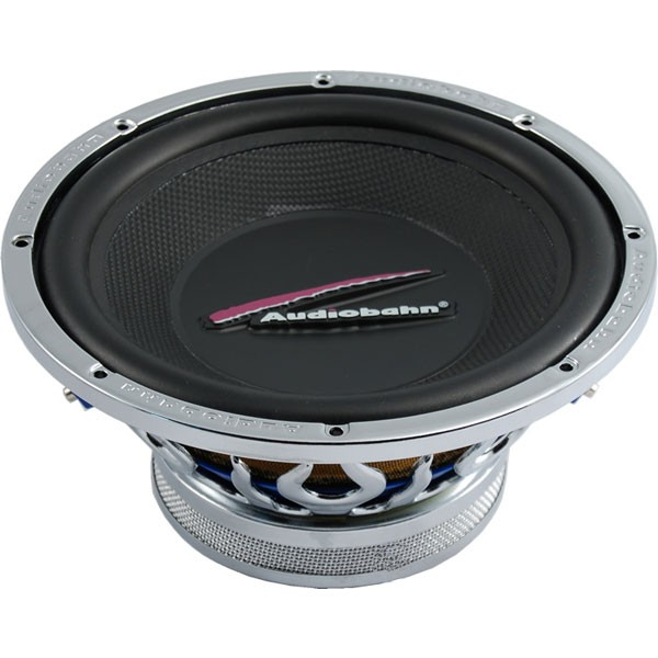 Audiobahn AWC10T 10 inch 800W car subwoofer - AWC10T from Audiobahn