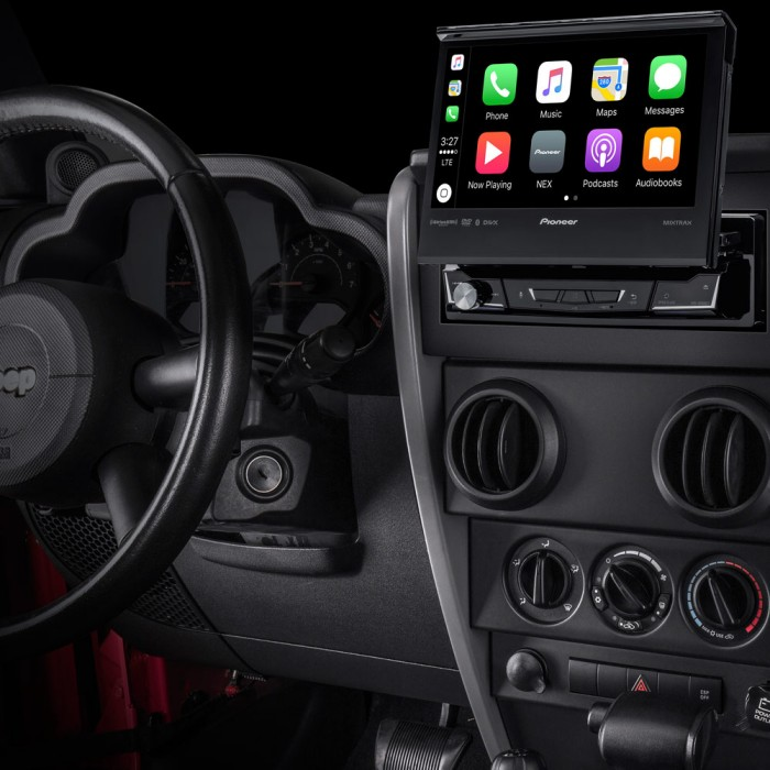 Apple Car Play Pioneer AVH-Z7100DAB 4