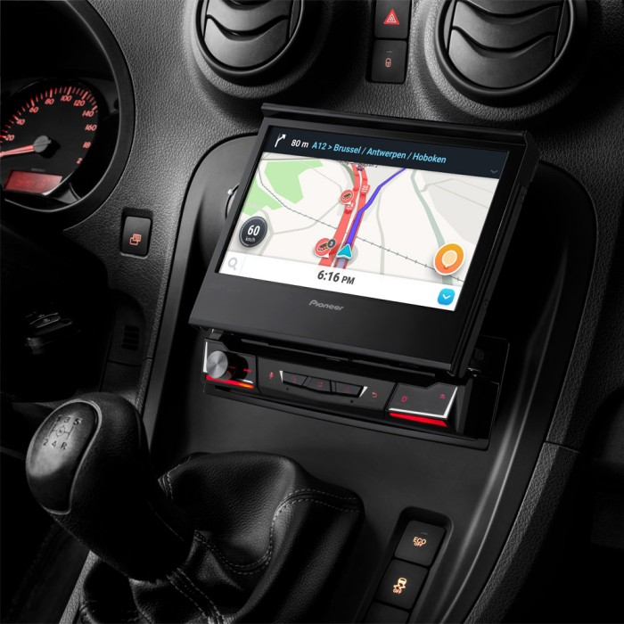 Apple Car Play Pioneer AVH-Z7100DAB 5