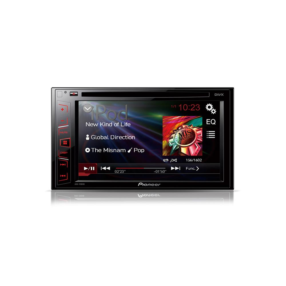 Double din screen Pioneer AVH-170DVD