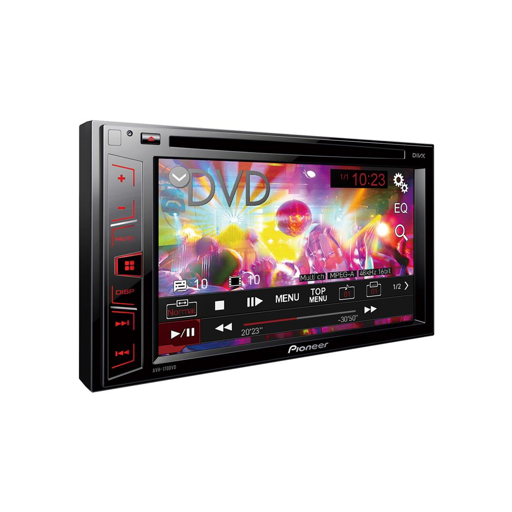 Double din screen Pioneer AVH-170DVD 2