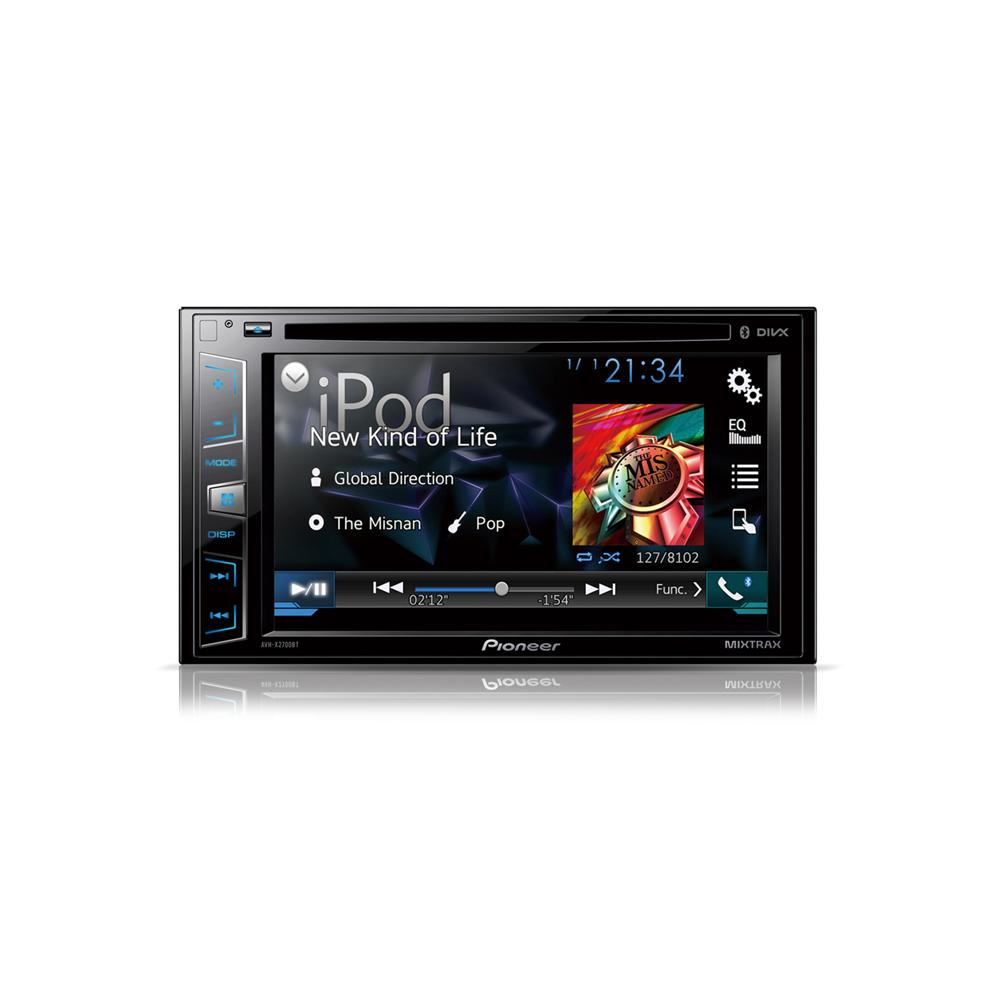 Double din screen Pioneer AVH-X2700BT