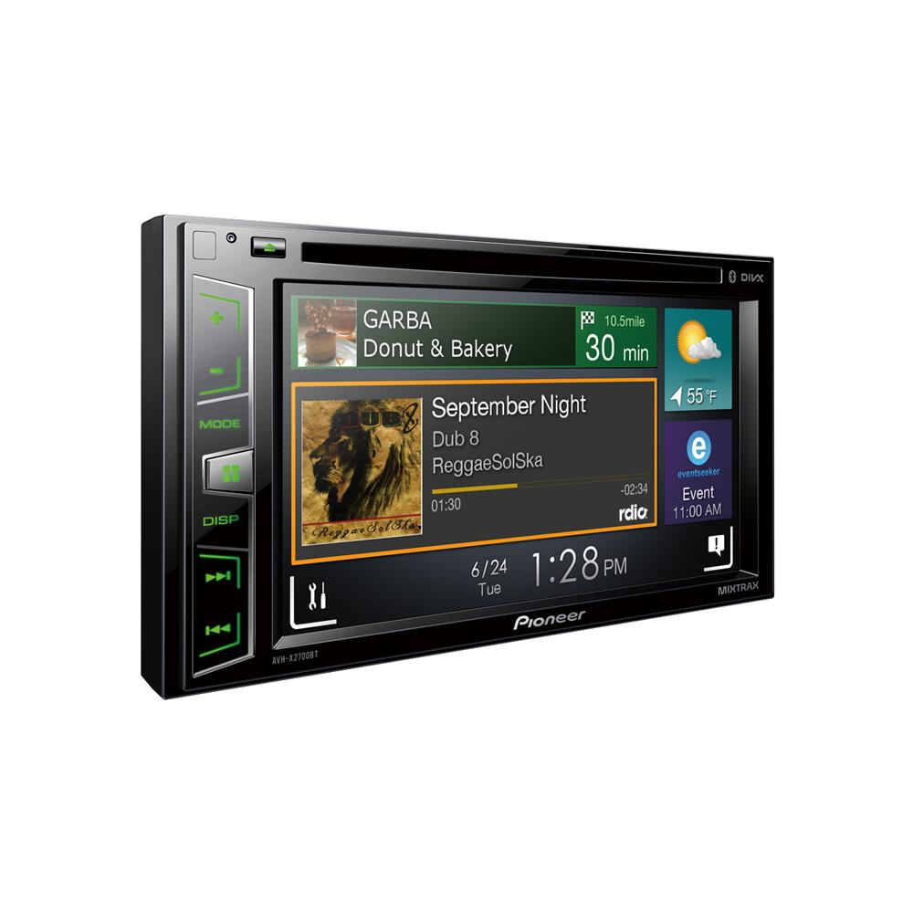 Double din screen Pioneer AVH-X2700BT 1