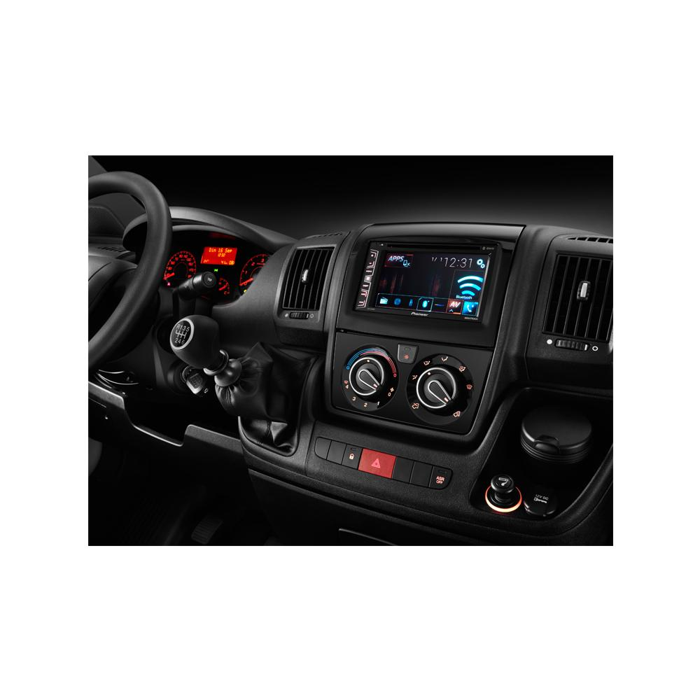 Double din screen Pioneer AVH-X2700BT 3