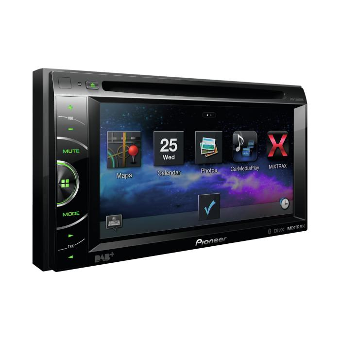 Double Din Screen Pioneer AVH-X3600DAB  DINY403W 2