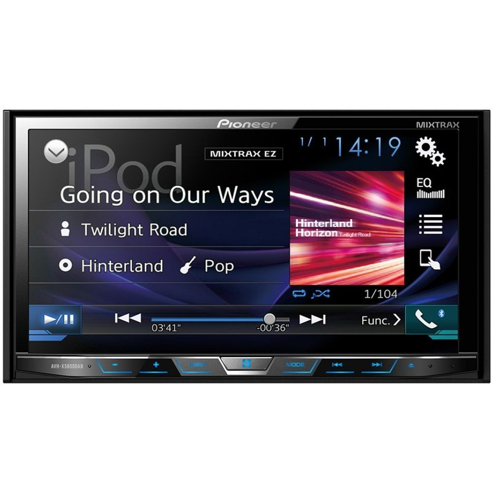DVD players Pioneer AVH-X5800DAB
