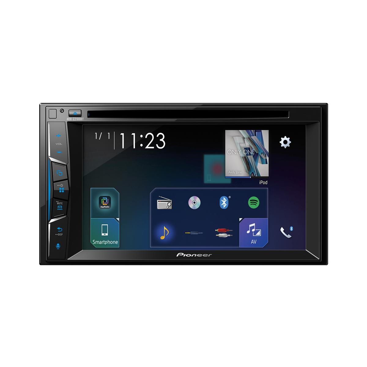 Apple Car Play Pioneer AVH-Z2100BT