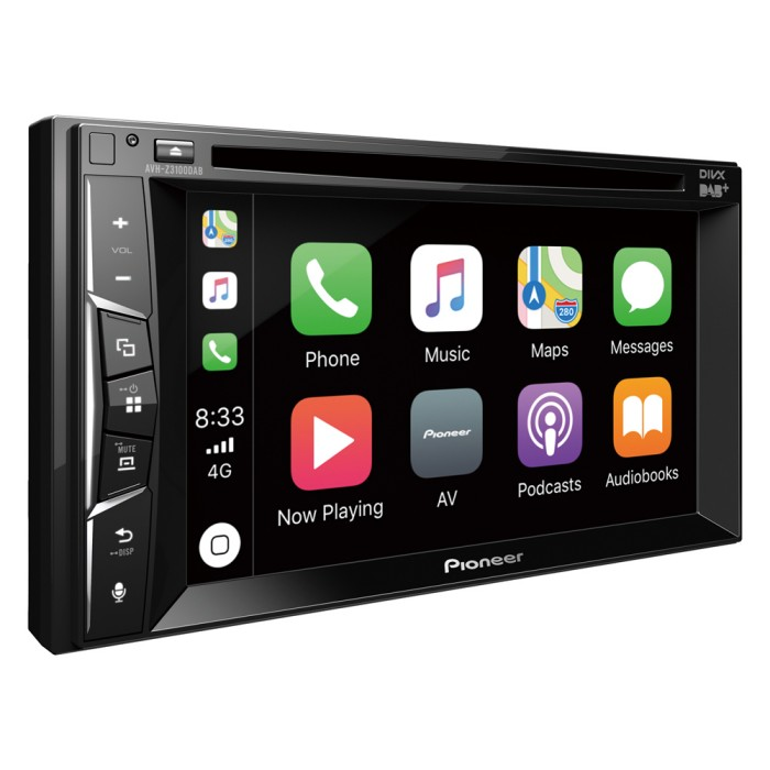 Double Din Screen Pioneer AVH-Z3100DAB 1