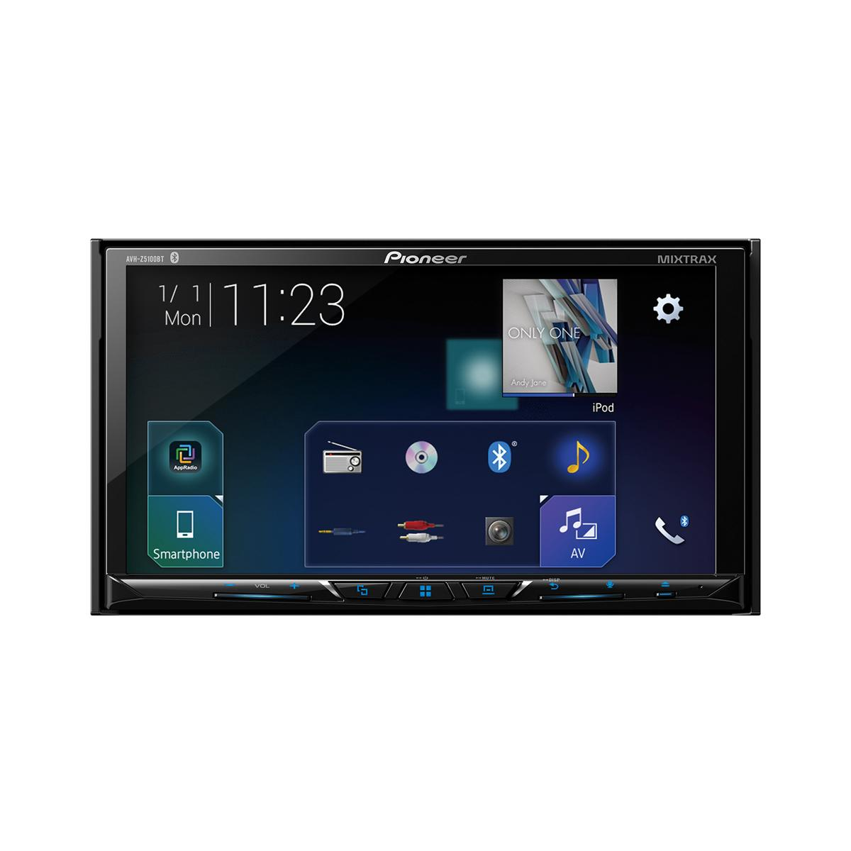 Android Auto Pioneer AVH-Z5100BT