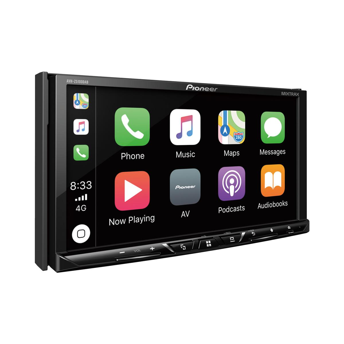 Double Din Screen Pioneer AVH-Z5100DAB 2