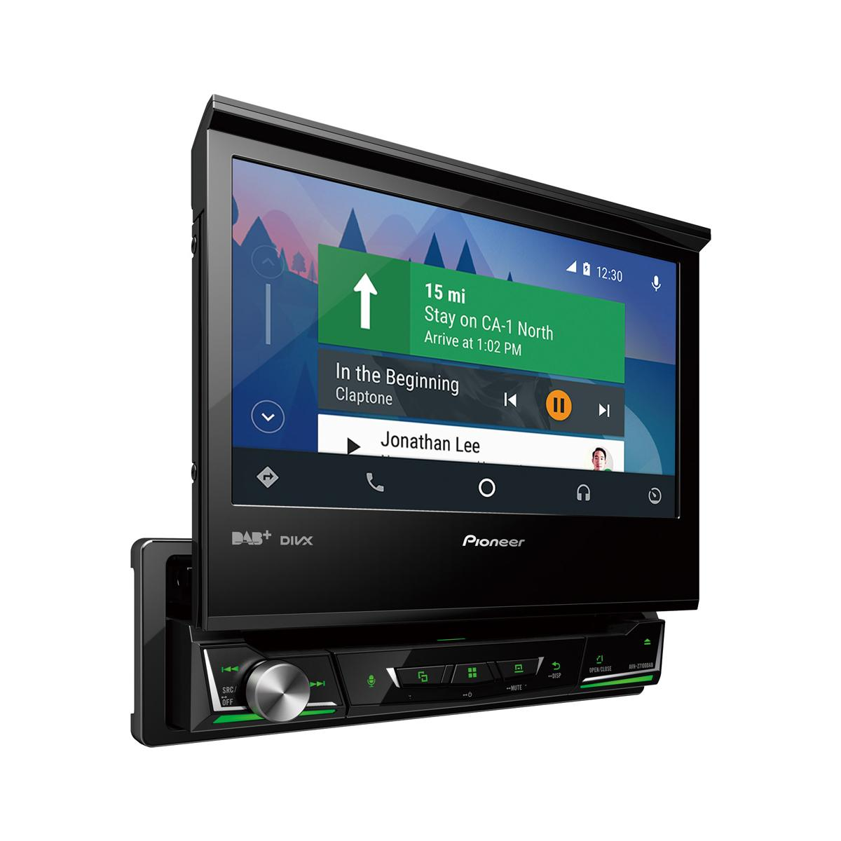 Apple Car Play Pioneer AVH-Z7100DAB 1