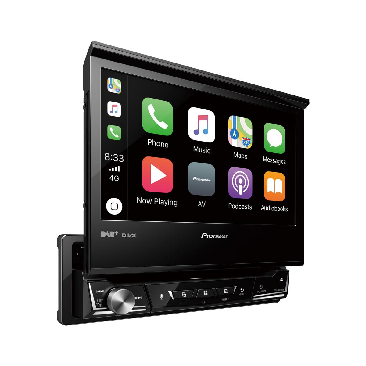 Apple Car Play Pioneer AVH-Z7100DAB 2