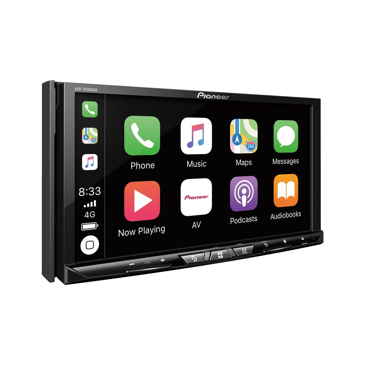 Android Auto Pioneer AVH-Z9100DAB