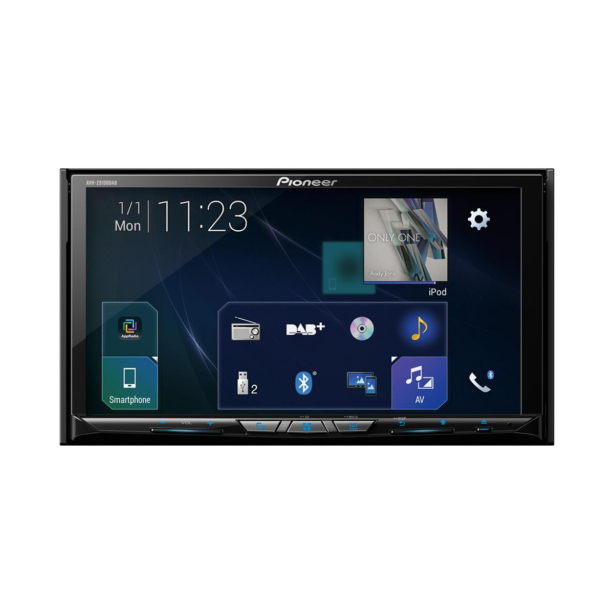 Android Auto Pioneer AVH-Z9100DAB 1