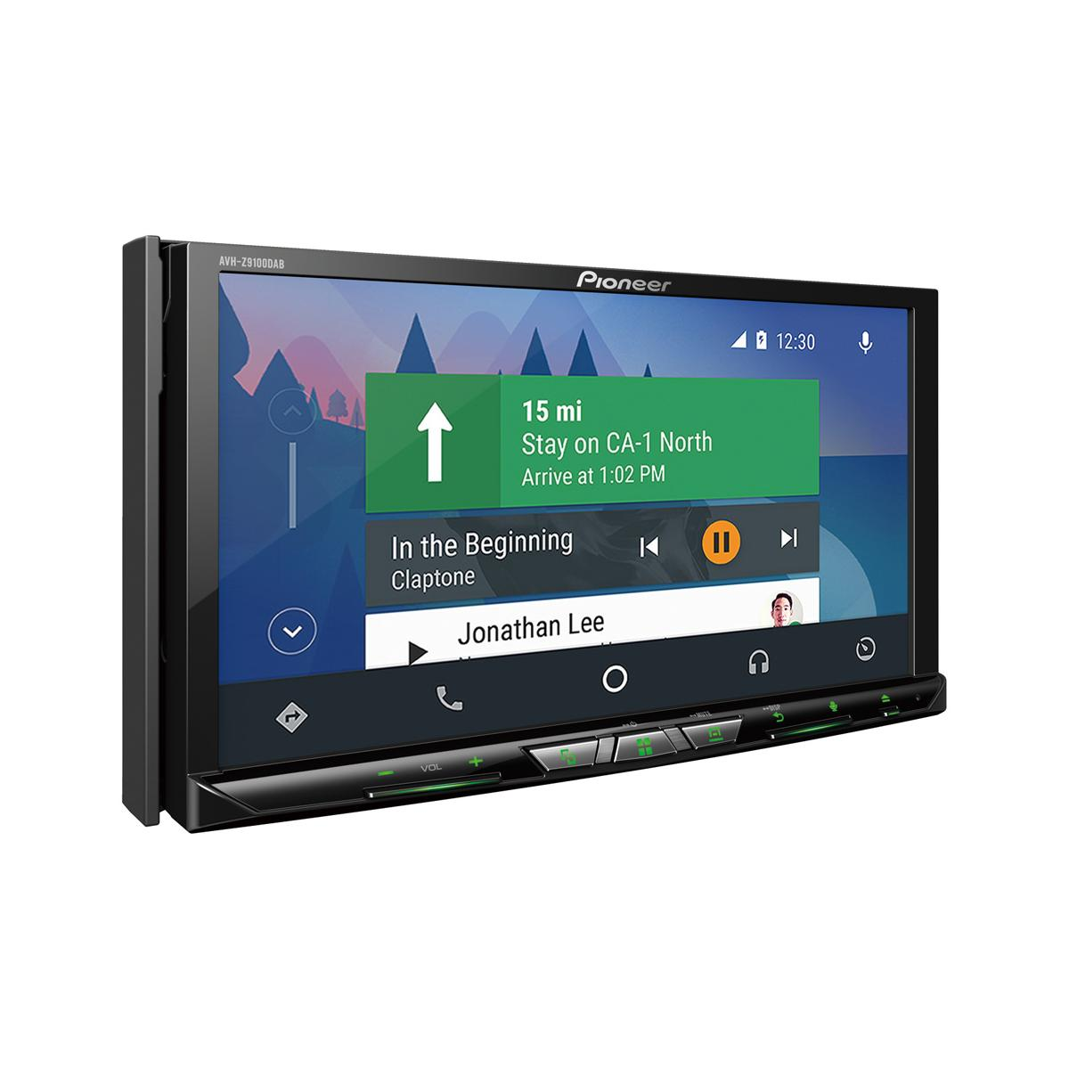 Android Auto Pioneer AVH-Z9100DAB 2