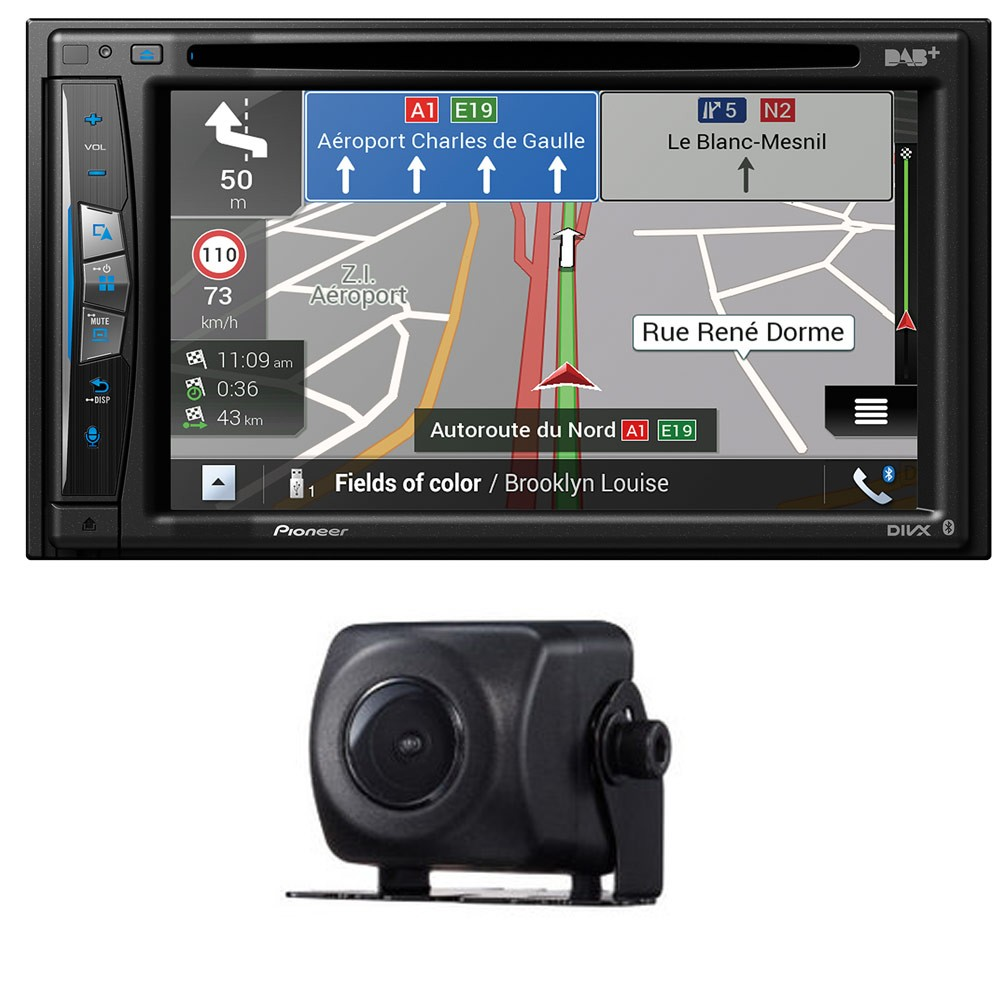In Car Sat Nav Pioneer AVIC-Z720DAB