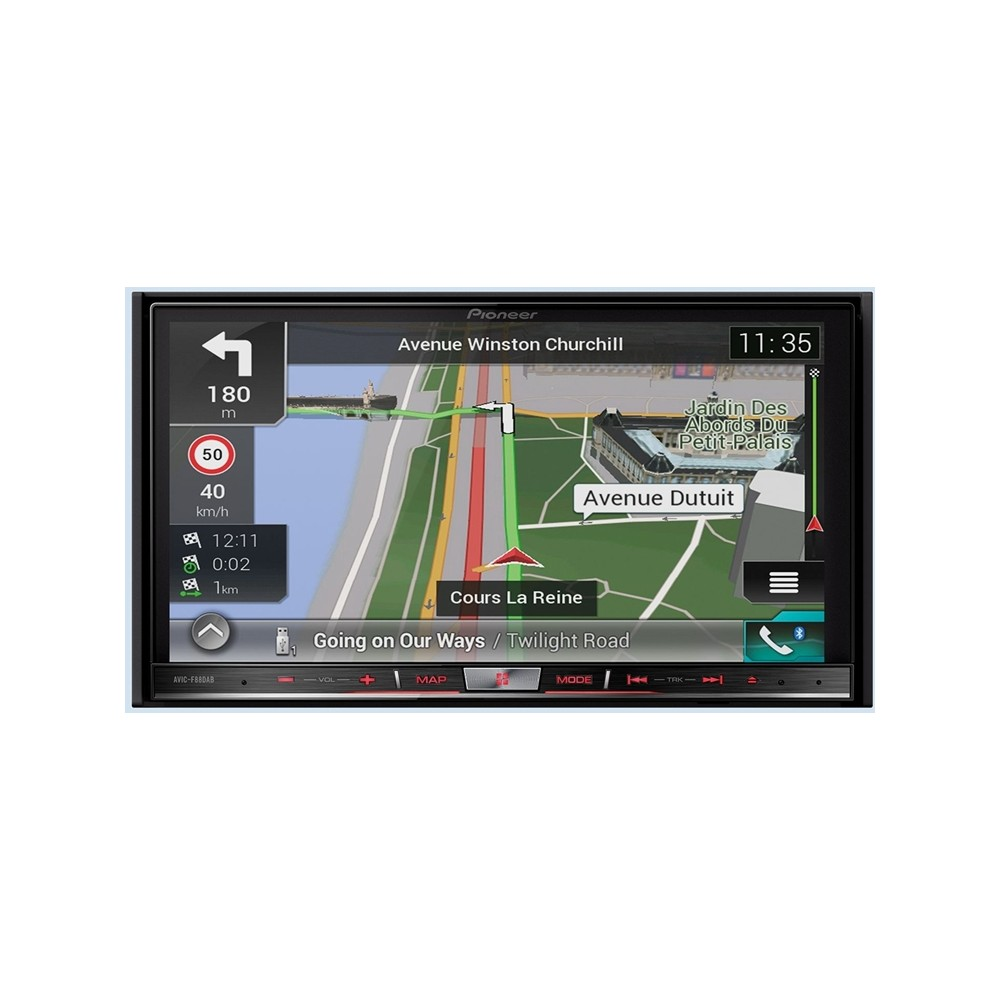 In Car Sat Nav Pioneer AVIC-F88DAB