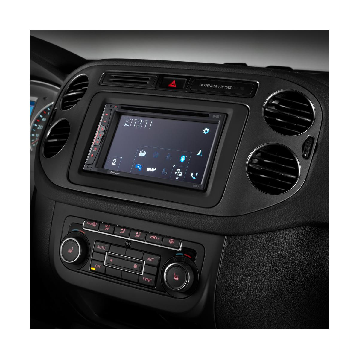 In Car Sat Nav Pioneer AVIC-Z720DAB 3