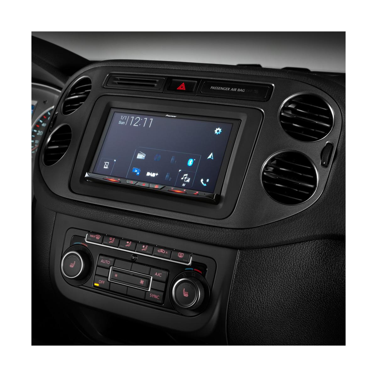pioneer avic z910dab 7 navigation wireless apple carplay. Black Bedroom Furniture Sets. Home Design Ideas