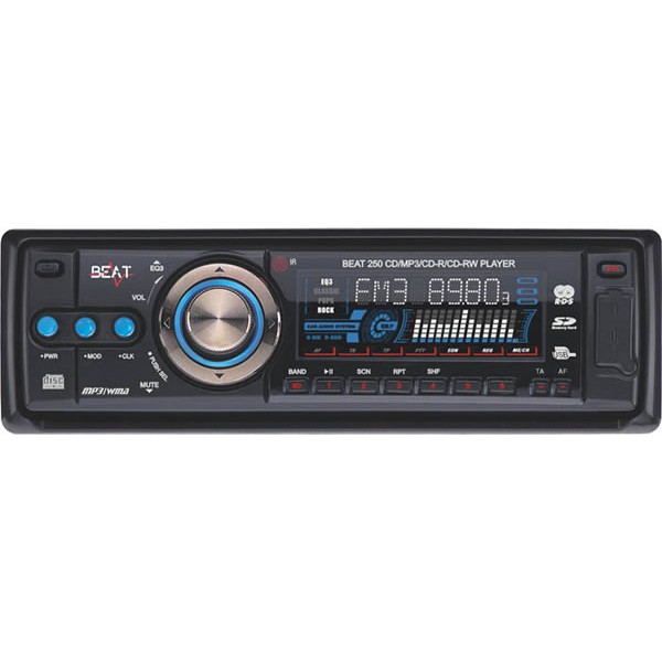 beat beat250 cd mp3 usb sd mmc card slot aux in rds fm am receiver beat250 from beat. Black Bedroom Furniture Sets. Home Design Ideas
