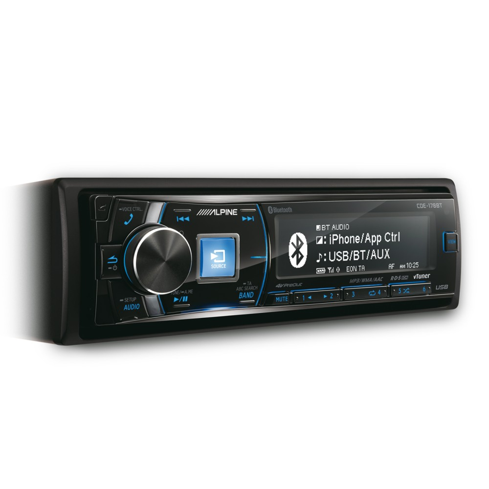 Iphone Car Stereo Apple Carplay Car Audio Centre
