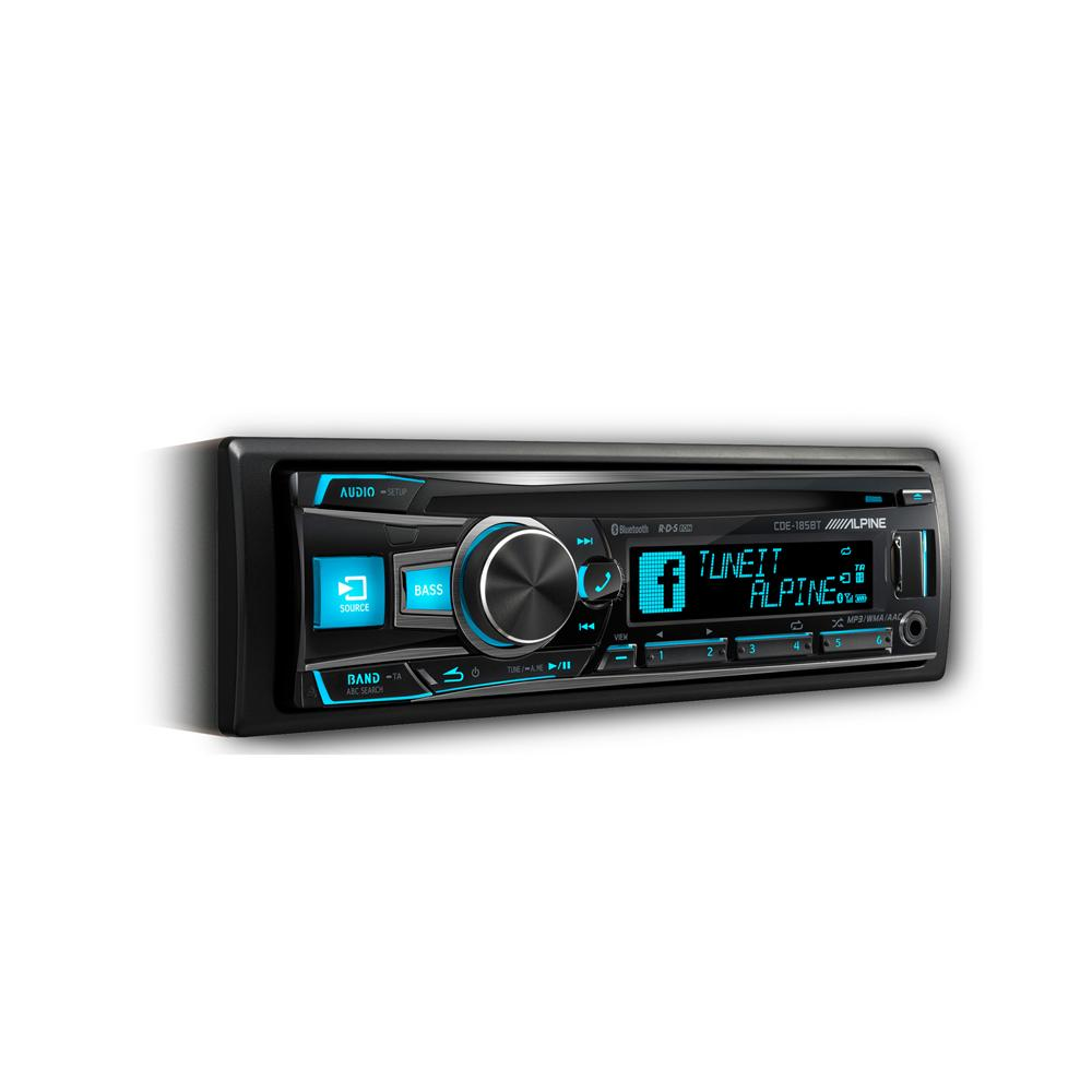 CD/MP3 Player Alpine CDE-185BT