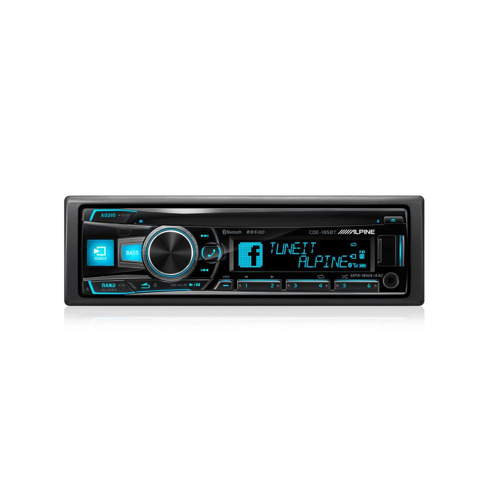 CD/MP3 Player Alpine CDE-185BT 1