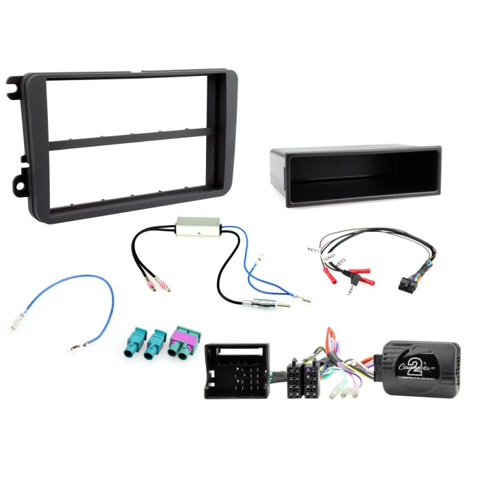 Double Din Screen Pioneer AVH-A3200DAB 3