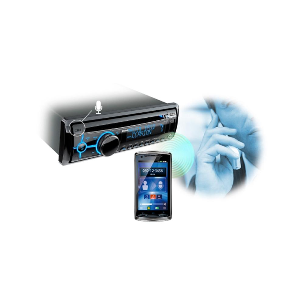 Made for iPod/iPhone Clarion CZ703E 3