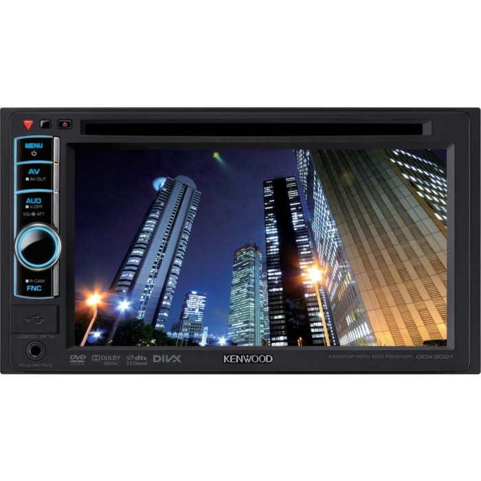 Double Din Kenwood DDX-3021 1