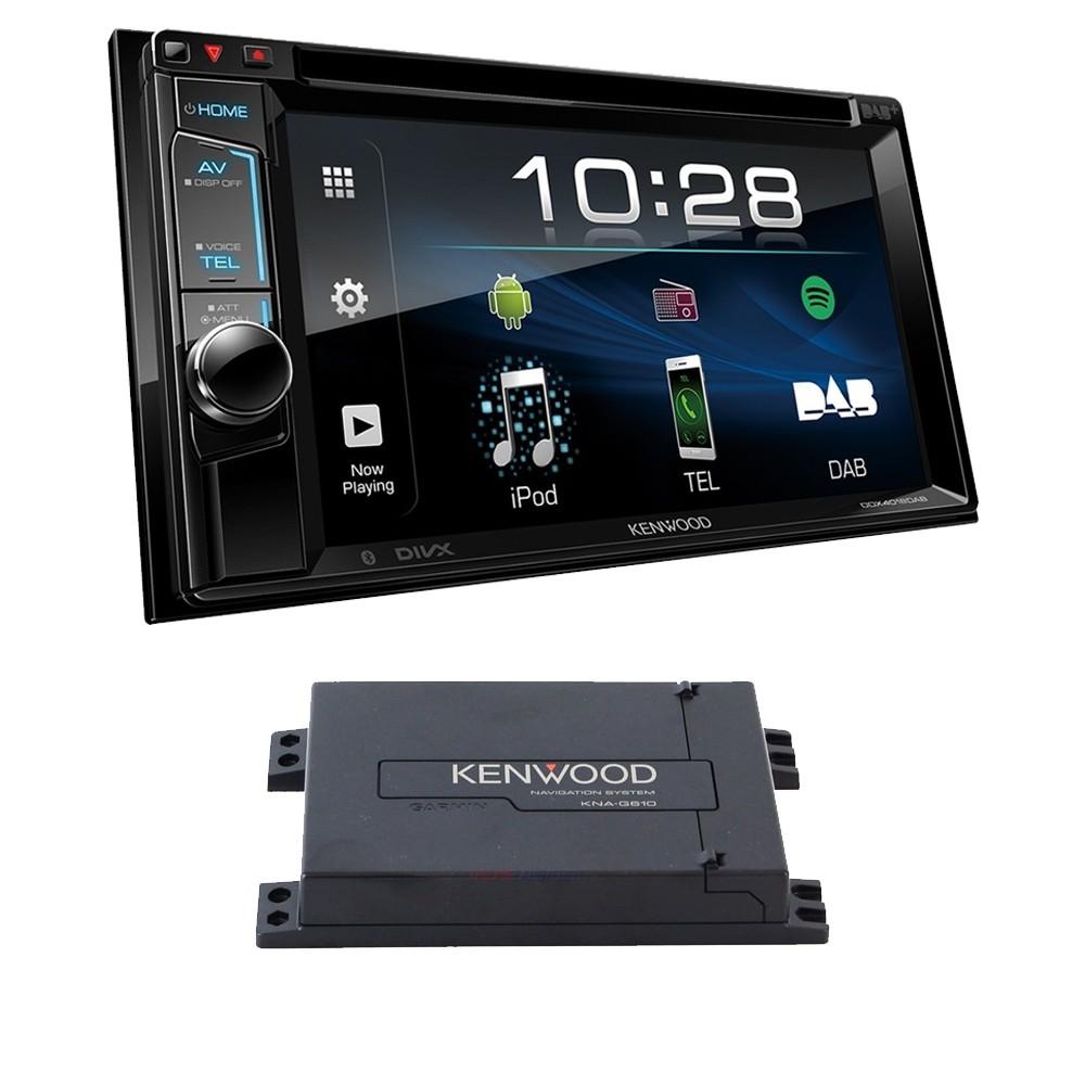 Kenwood Car Audio DDX-4018DAB 6 2