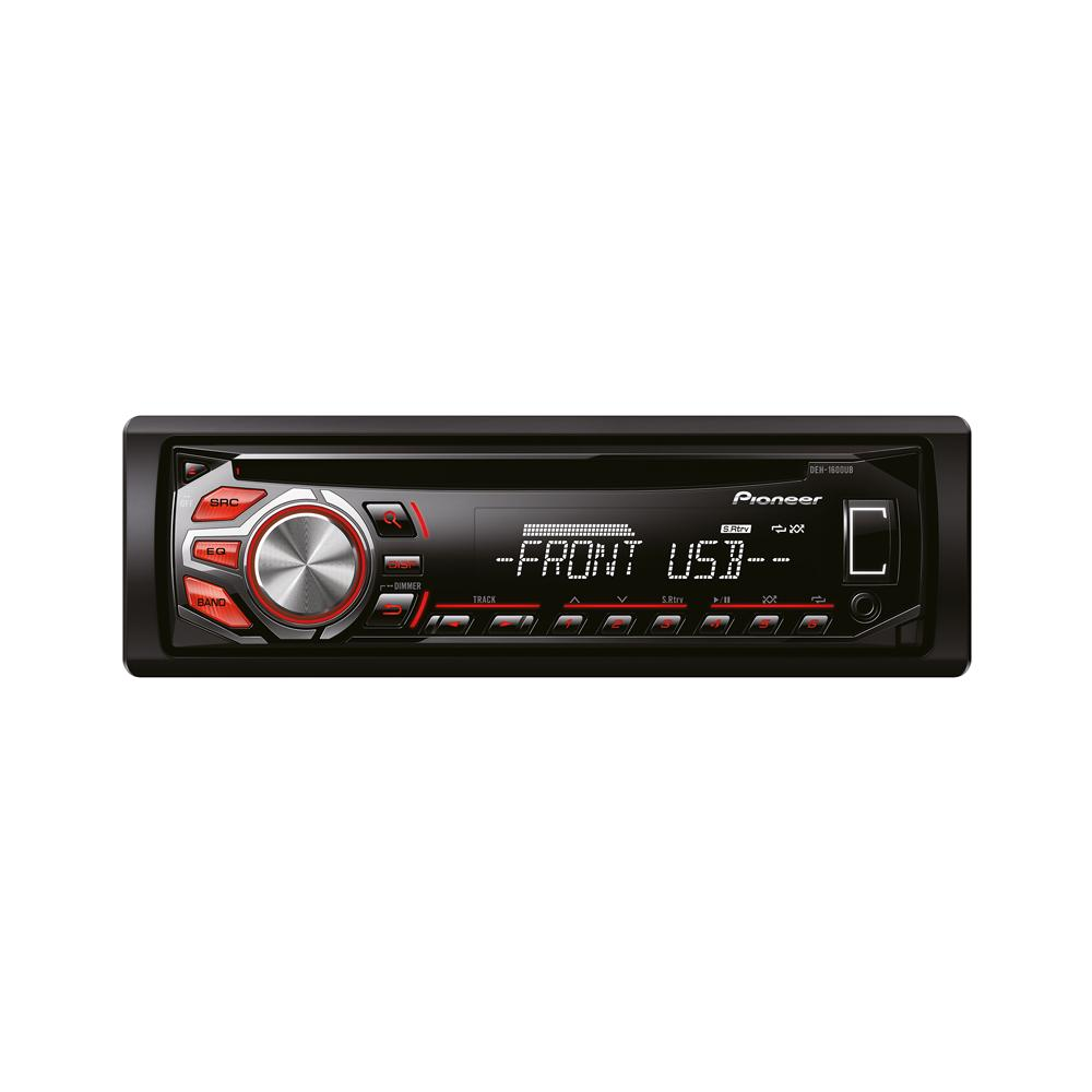 CD/MP3 Player Pioneer DEH-1600UB