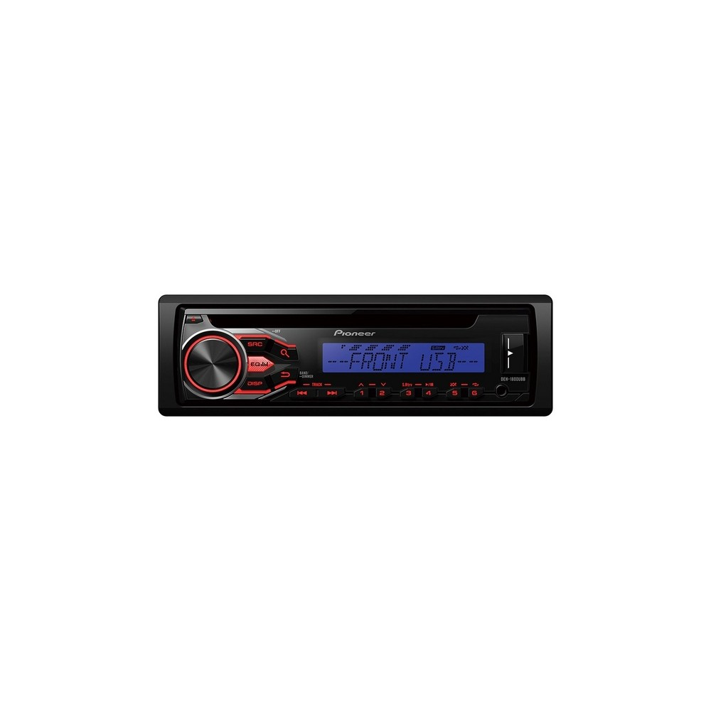 Aux in Pioneer DEH-1800UBB