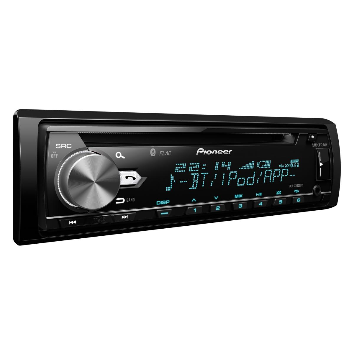 iPhone Compatible Pioneer DEH-X5900BT