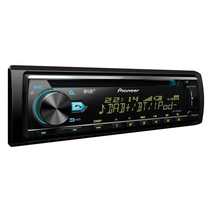 iPhone Compatible Pioneer DEH-X7800DAB 1