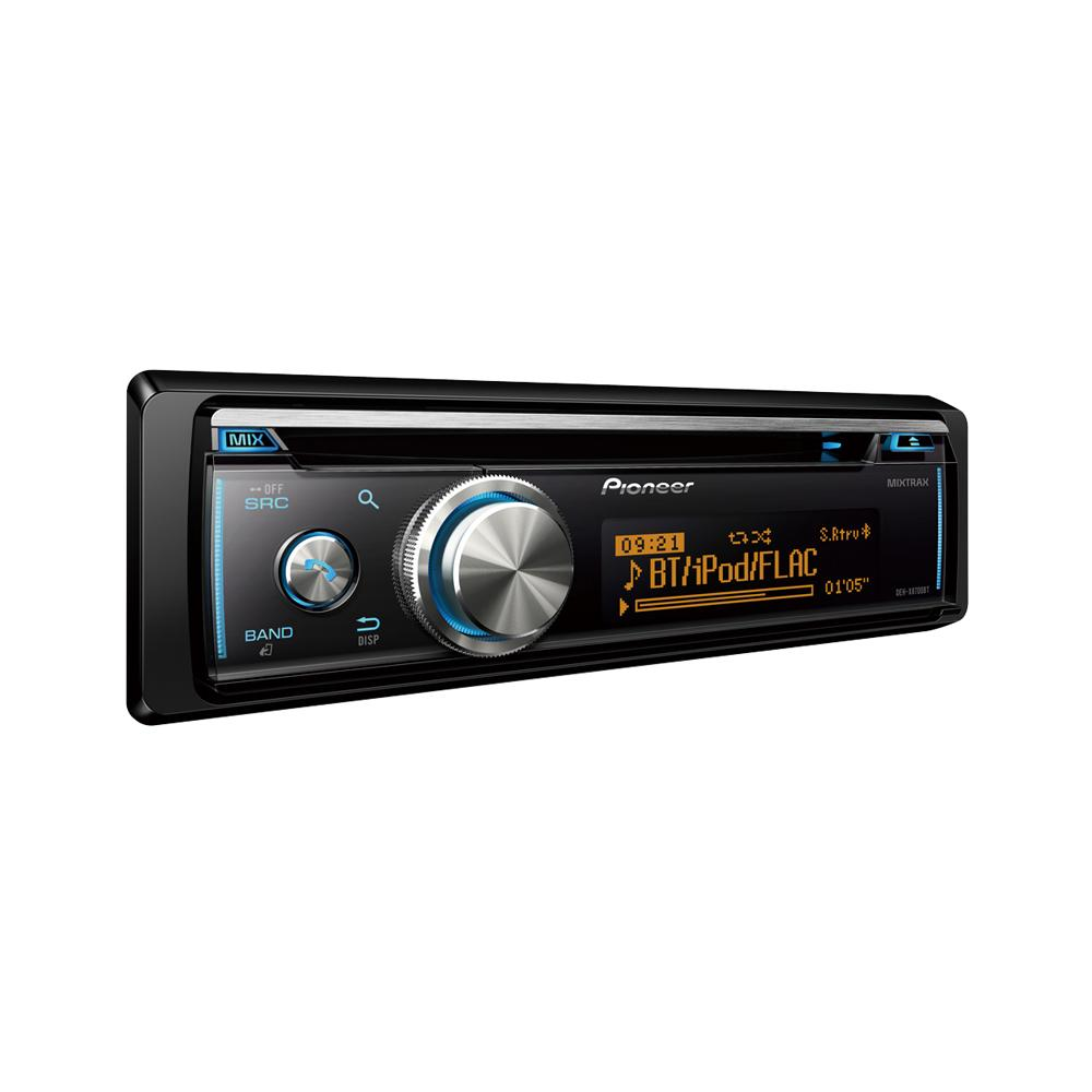 iPhone Compatible Pioneer DEH-X8700BT  2