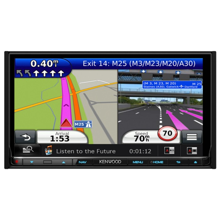 Fixed Sat Nav Kenwood DNN-9250DAB 4