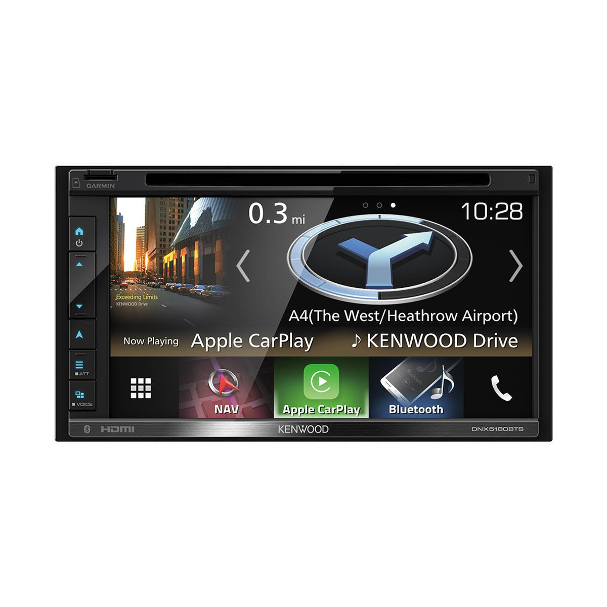 In Car Sat Nav Kenwood Car Audio DNX-5180BTS 1
