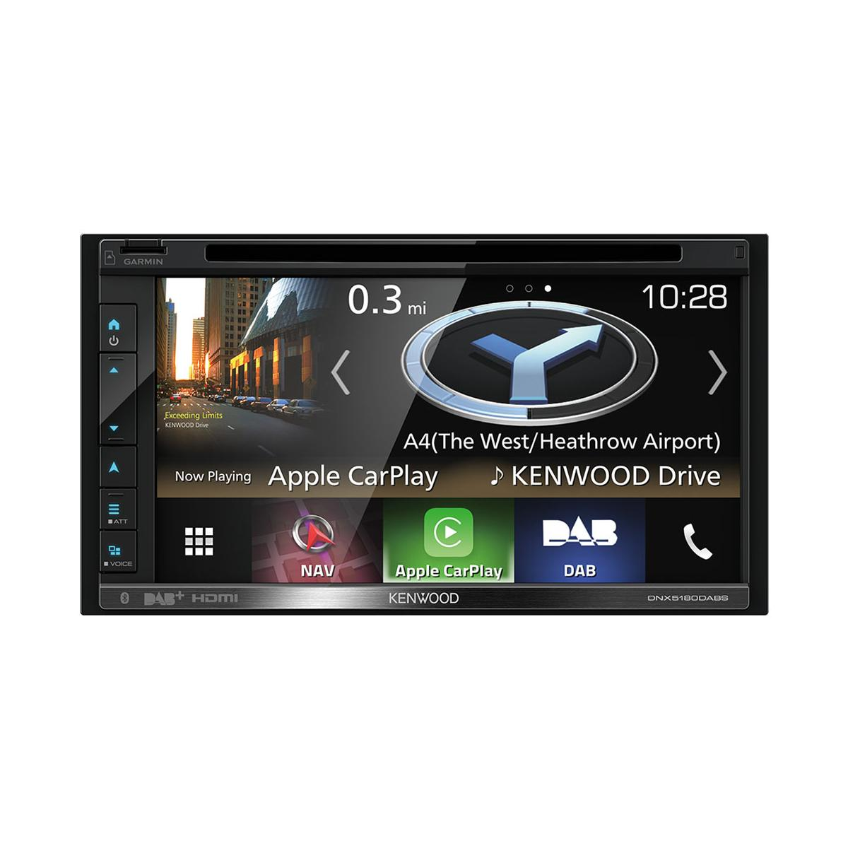In Car Sat Nav Kenwood DNX5180DABS