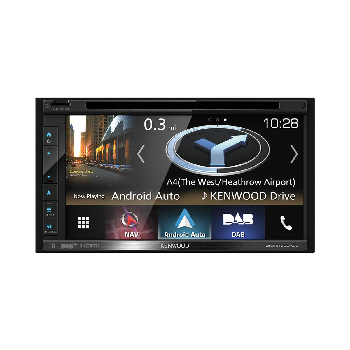 In Car Sat Nav Kenwood DNX5180DABS 1