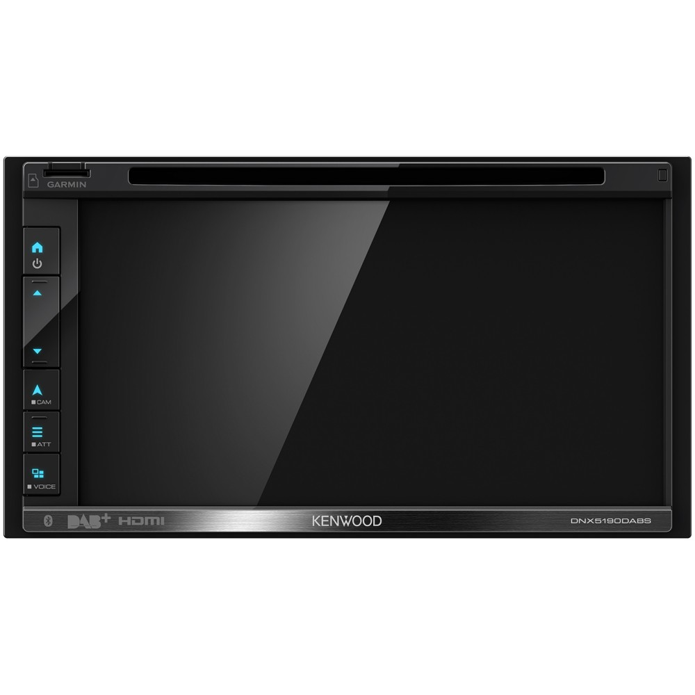 Kenwood Car Audio DNX5190DABS 6 8