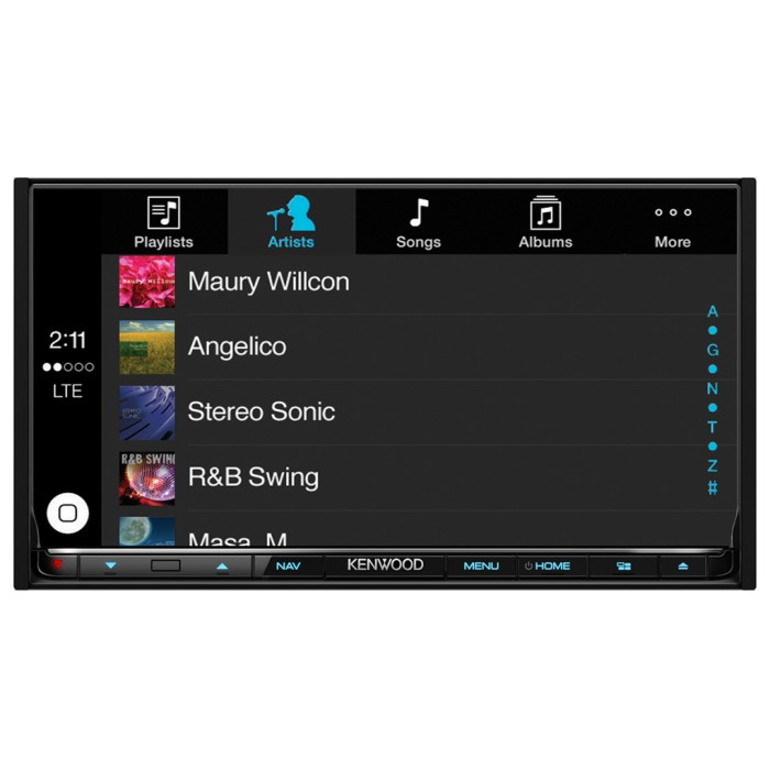 Fixed Sat Nav Kenwood DNX-8160DABS 2