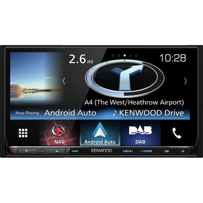 Fixed Sat Nav Kenwood DNX-8160DABS 3
