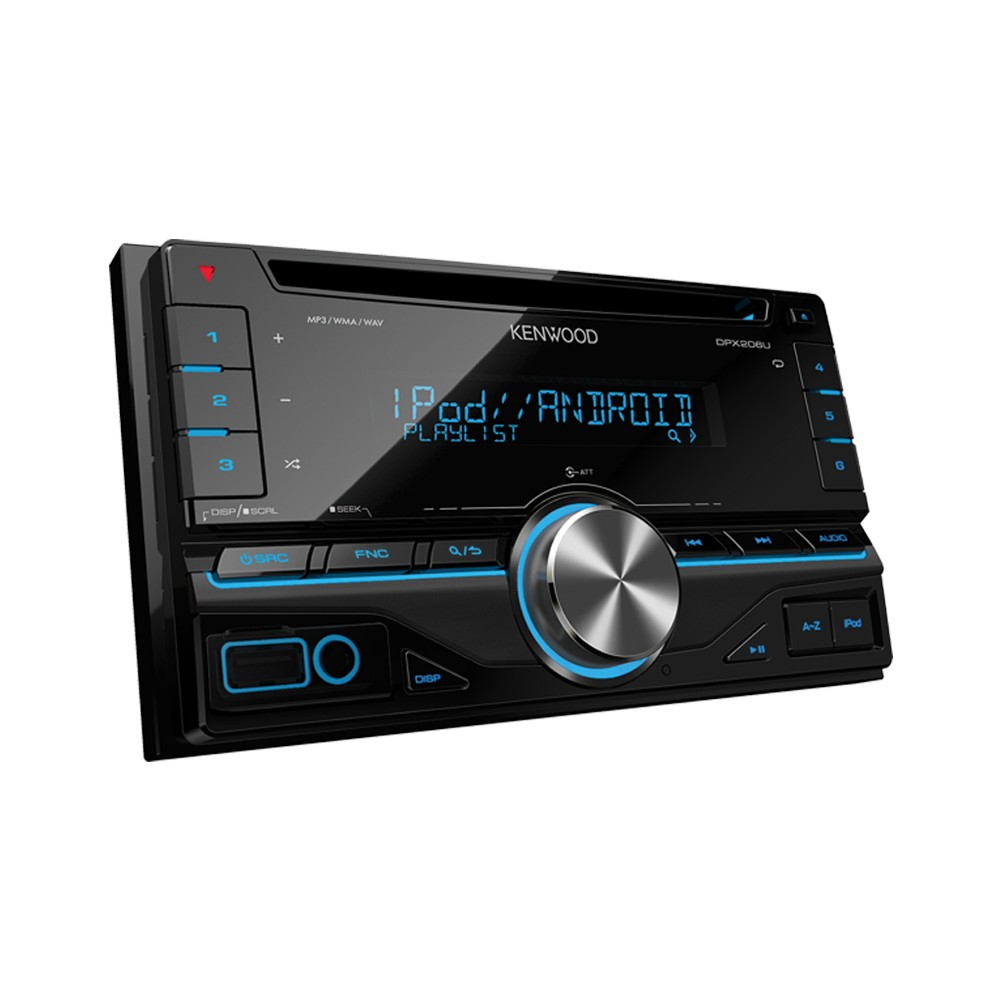 USB Kenwood DPX206U