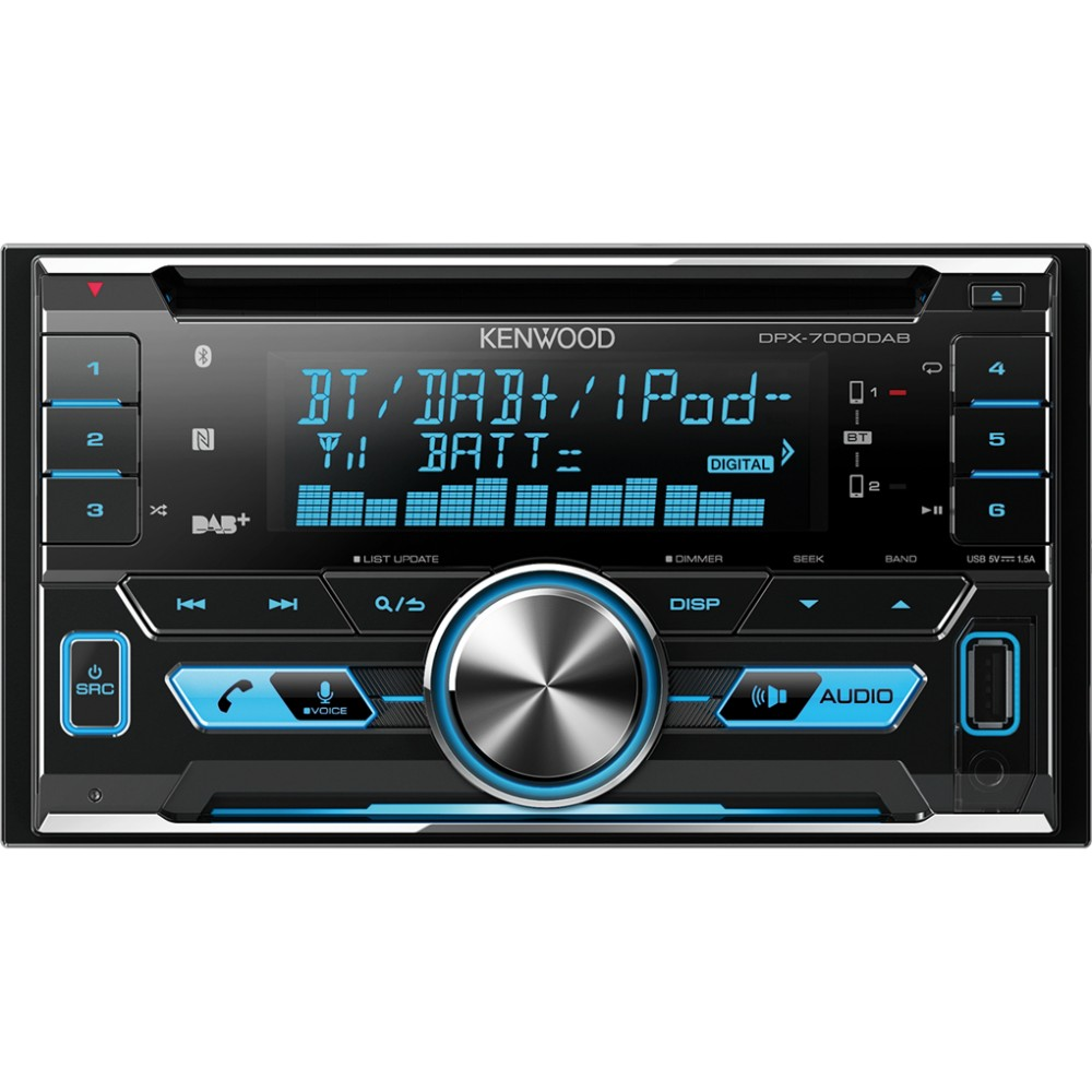 CD/MP3 Player Kenwood DPX-7000DAB