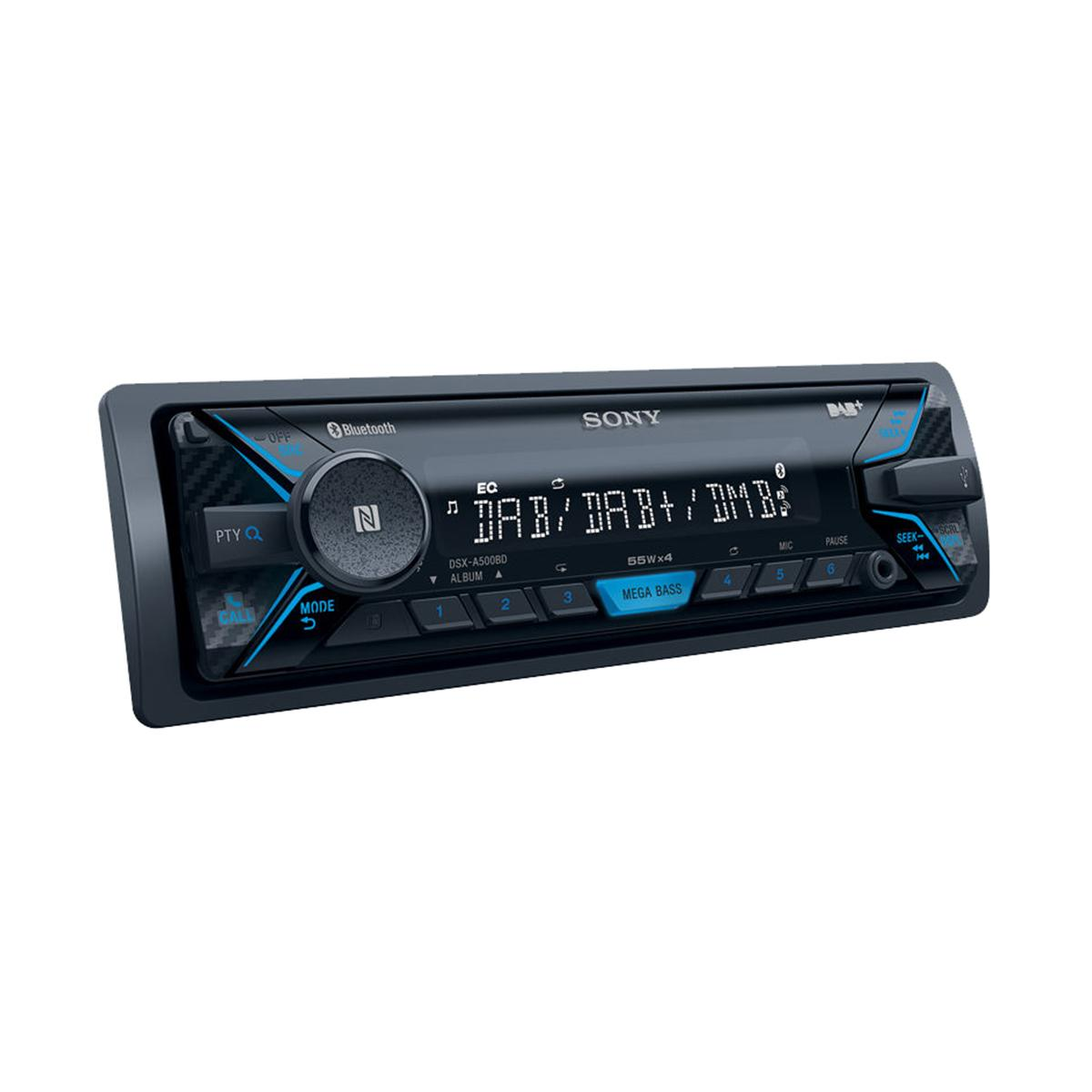 iPhone Compatible Sony Car Audio DSX-A500BD