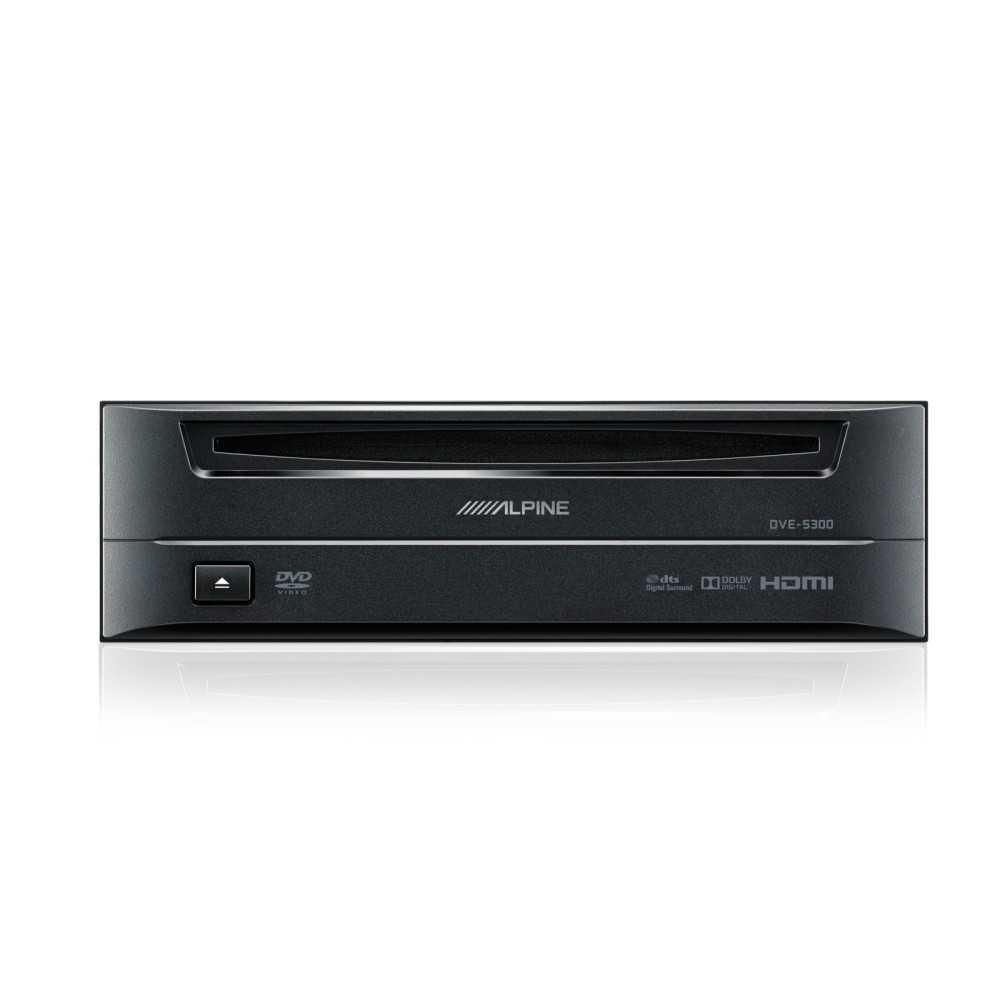 DVD players Alpine DVE-5300
