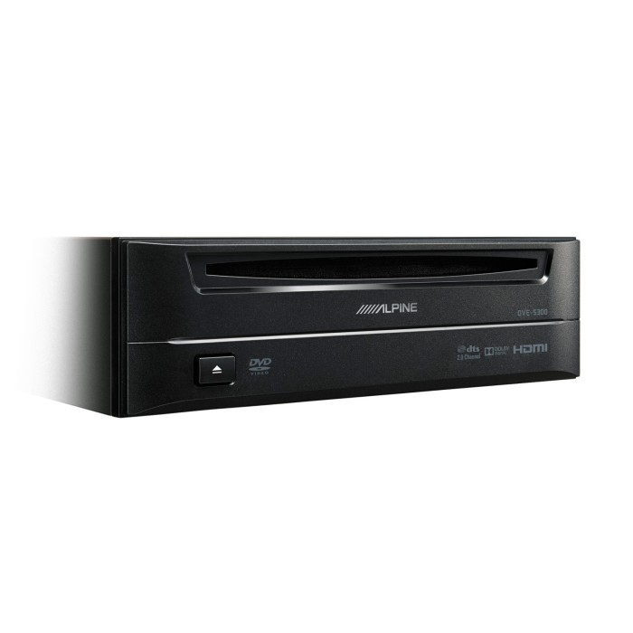 DVD players Alpine DVE-5300 1