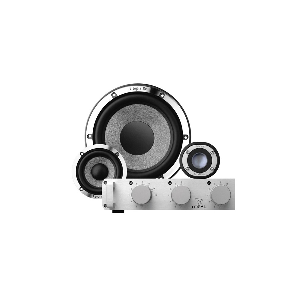 Car Speakers Focal N7